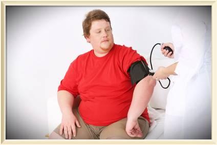 obesidad presion alta